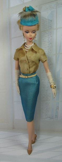 Gold Coast for Silkstone Barbie by Matisse Fashions