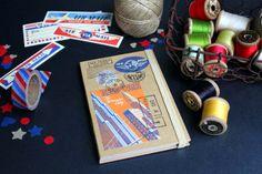 Minilibretas viajeras para regalar a los invitados