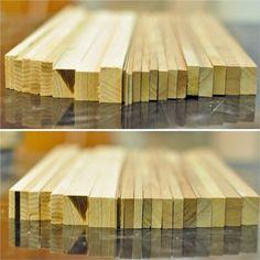Fashion a High-Quality Cutting Board From Scrap Wood.