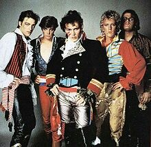 Prince Charming….Adam Ant and the Ants