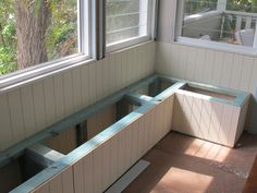 Dining Room Bench Seating with Hidden Storage | wood crafts ...