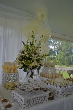 Photo 1 of 26 baptism laura 39 s baptism catch my party - Rossella decoracion ...