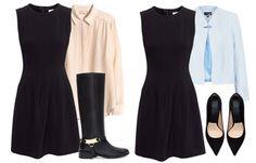 Sukienki do pracy: 3 modele + jak je nosić - Sukienki do pracy: 3 modele + jak je nosić