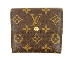Louis Vuitton Elise Wallet $395