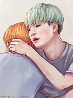 Read from the story I think I'm gay [Yoonmin] by Jamless_chimchim_ (CHIMCHIM) with reads. Jimin pov You stood up for me, and. Yoonmin Fanart, Jimin Fanart, Kpop Fanart, Jimin Jungkook, Bts E Got7, Bts Bangtan Boy, Taehyung, Yoongi Bts, Fanfiction
