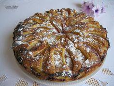 Ëmbëlsirë me pjeshkë - Albanian peach cake.