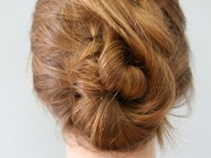 Special Occasion Hairstyles in less than 10 min. (EASY LOW TWIST)
