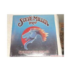 Steve Miller Band greatest hits vinyl lp records for sale. Shop for and buy valuable old collectible vintage vinyl records from the great classic rock band Steve Miller Band greatest hits
