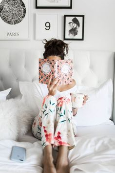 Coziest PJ's over on the blog today!