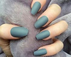 matte and nails image