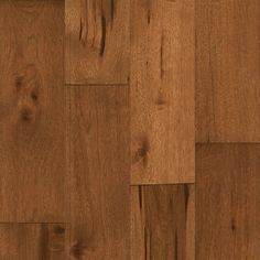 """Silverton Maple Morning Tea"" - Columbia: 5"" Wide,  3/4"" Solid -  #Hardwood #Floor"