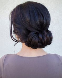 Pretty Inverted Updo Hairstyles for Prom 2016 Pinterest: @stylexpert
