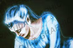 Princess - my digital painting