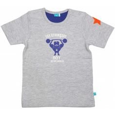 stoer! shirt voor jongens, lief! lifestyle | Nice T-shirt for boys, lief! lifestyle | zomer 2014