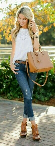 Outfit & jeans