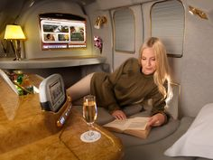 I want to fly to Dubai on Emirates Airline in a Private Suite!