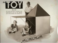 """#Eames Toy by Tigrett Toys 