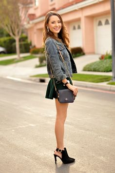 Hapa Time - a California fashion blog by Jessica: On a Tuesday