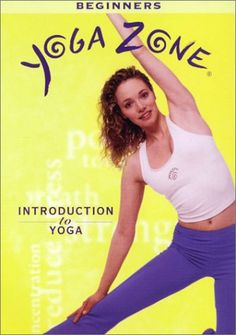 Yoga Zone: Introduction to Yoga - Shows novices beginning yoga postures and routines. Includes six chapter stops, which allow you to create different daily routines.