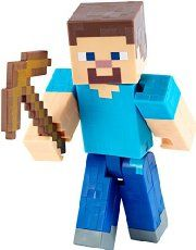 Inexpensive Minecraft Steve Lego Birthday Party Favors they'll love to receive in their goodie bags!