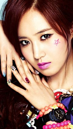 Kwon Yuri (Girls' Generation)
