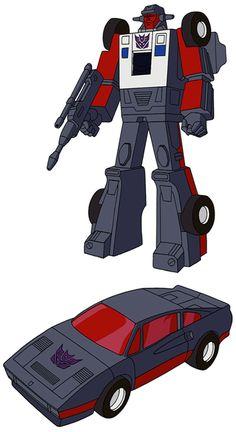 Wildrider / Безумец / Дикоїзд - Transformers.kiev.ua