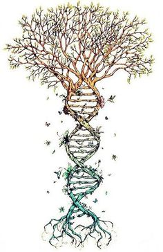 Unique Tattoo Drawings Ideas For Your Inspiration Dna Tattoo, Tattoo Drawings, Body Art Tattoos, Art Drawings, Biology Tattoo, Dna Kunst, Dna Drawing, Biology Drawing, Dna Art