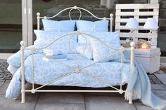 Lyon Small Double Bed Frame from Harvey Norman Ireland Small Double Bed Frames, Double Beds, Old Bed Frames, King Bed Frame, Old Beds, Harvey Norman, Country Style Homes, Metal Beds