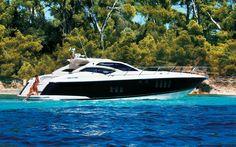 Sport Cruiser Yacht Absolute 56 STC Sport Cruiser
