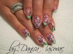 Duska:) by danicadanica - Nail Art Gallery nailartgallery.nailsmag.com by Nails Magazine www.nailsmag.com #nailart