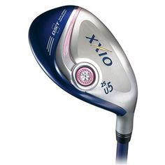 XXiO Golf XXIO 9 Ladies Hybrid Improved directional stabilityThe all new exclusively designed XXIO 9 Ladies Utility clubs are designed to deliver an iron-like high trajectory and greater distance with more accuracy. Moderate lofts  http://www.MightGet.com/may-2017-1/xxio-golf-xxio-9-ladies-hybrid.asp