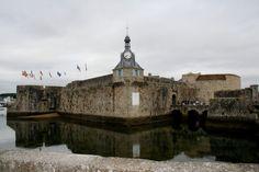 Rutas Mar & Mon: Viaje en coche por Francia, Castillos de Loira, Bretaña y Normandía (2ª Parte) #france #normandia #Concarneau