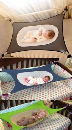 A Newborn Crib Hammock Which Helps Reduce Risk Of SIDS This baby safety hammock . - A Newborn Crib Hammock Which Helps Reduce Risk Of SIDS This baby safety hammock attaches to your ba - Baby Hammock, Baby Development, Pregnancy Development, Everything Baby, Baby Safety, Child Safety, Baby Needs, Baby Time, Baby Essentials