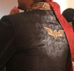 Batman sherwani