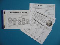 Musik in der Grundschule: Mit Musik kenn ich mich aus (Teil 2)