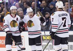 Blackhawksâ Scott Darling: Gets better of Maple Leafs on...