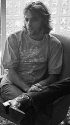 Glenn Frey at an interview