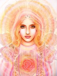 Lady Nada - call upon her for healing and support - especially in family situations and for children Visit www.tonims.weebly.com for readings