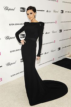 Posh E Androgynous Feminine Victoria Beckham Dresses Dress Style