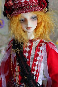 Yubai Style-A, 63cm Boy, PoPoDoll - BJD Dolls, Accessories - Alice's Collections