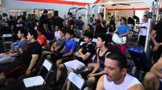 Se activan jóvenes hermosillenses en competencia deportiva organizada por Samuel @morenoteran