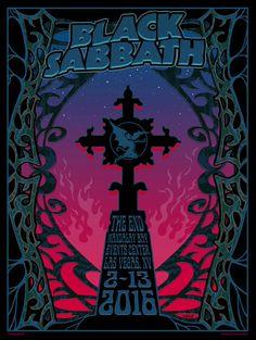 Black Sabbath - Mike DuBois - 2016 ----