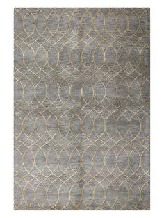 Greenwich Symphony Hand-Tufted Wool Rug by Bashian Rugs at Gilt