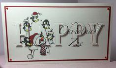Crafty, Happy, Cards, Christmas, Home Decor, Xmas, Decoration Home, Room Decor, Ser Feliz