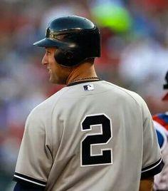 7-28-14 Derek Jeter ties Carl Yastrzemski for 7th all-time on the hits list. Congrats Captain.