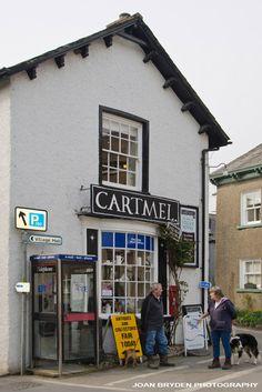 Cartmel Sticky Toffee Pudding Shop, Cartmel, Cumbria, England, UK