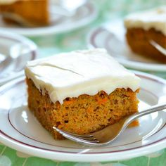 Family Recipe: Carrot Cake with Cream Cheese Frosting