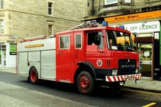 Lothian & Borders Fire Brigade Edinburgh