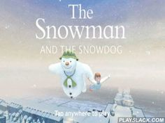 The Snowman & The Snowdog Game  Android Game - playslack.com , The Snowman & the Snowdog game - an official game based to the Christmas enlivened show with the same name, where you will voyage around the joined  empire to the North Pole.