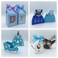 Frozen Themed Birthday Party, Frozen Party, Birthday Party Decorations, Candy Bar Frozen, Princesa Disney Frozen, Diy Valentine's Box, Frozen Crafts, Candy Bouquet, Party In A Box